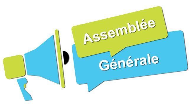 ASSEMBLÉE GÉNÉRALE vendredi 11 septembre 2020